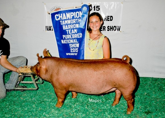 Champion Tamworth Barrow, Riley Koopman