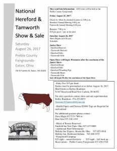 Hereford and Tamworth Show Flyer -page-001